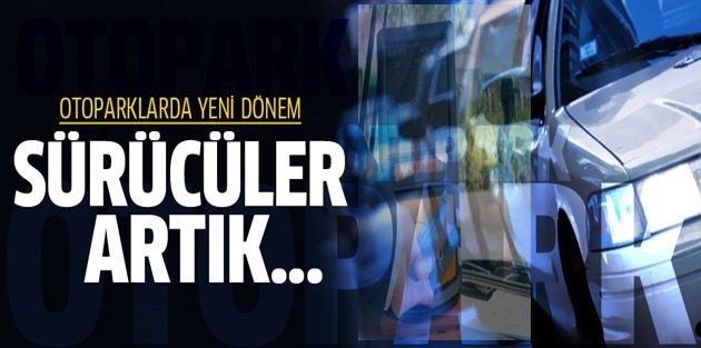 Otopark ücretleri artık İstanbulkart ile ödenebilecek