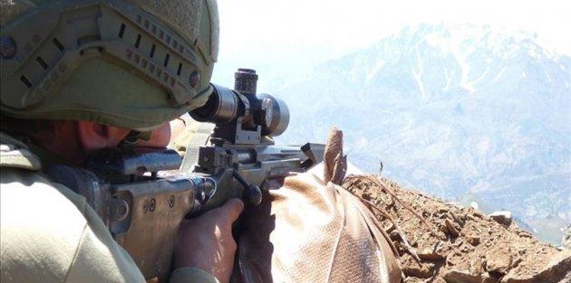 Pençe Harekatı'nda 61 PKK'lı terörist öldürüldü