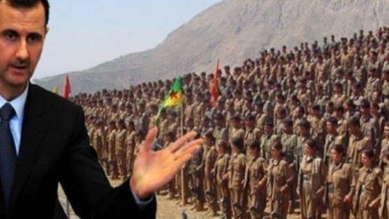 PYD'den Esed'e sert tehdit: Saldırırlarsa misilleme yapacağız