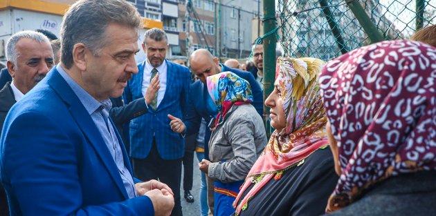 Saha Çalışmaları Karadeniz Mahallesi ile Devam Etti