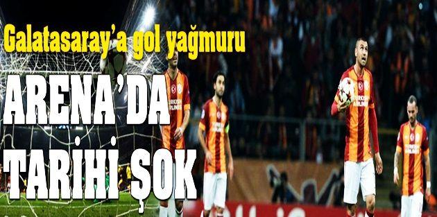 Şampiyonlar Liginde gol yağmuru! Galatasaray - Borussia Dortmund: 0 - 4