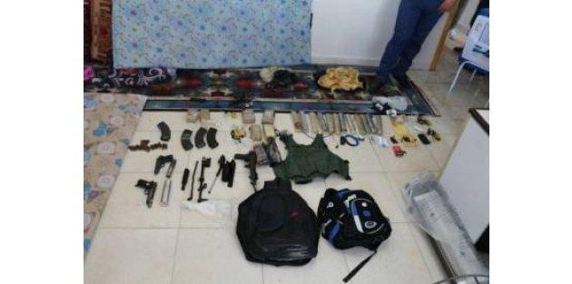 Şanlıurfa'da DEAŞ suikastçıları ve canlı bomba yakalandı