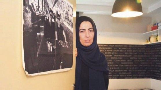 Şehit Erol Olçok'un eşi Nihal Olçok: Sohbetimiz bölünmesin diye mezarlığa gece gidiyorum