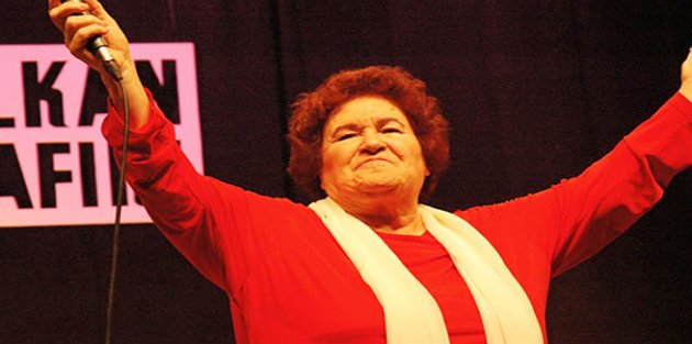 Selda Bağcan da isyan etti