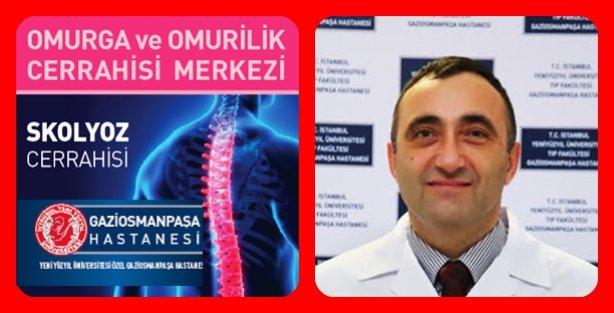 Skolyoz Tanı ve Tedavisi,Yrd. Doç. Murat Mert Skolyoz anlatıyor.