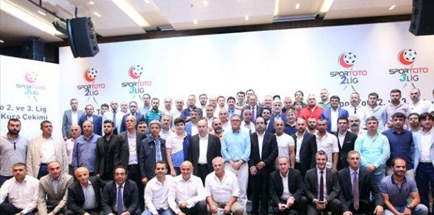 Spor Toto 2. ve 3. Lig'de Yeni Sezon Grupları Belli Oldu