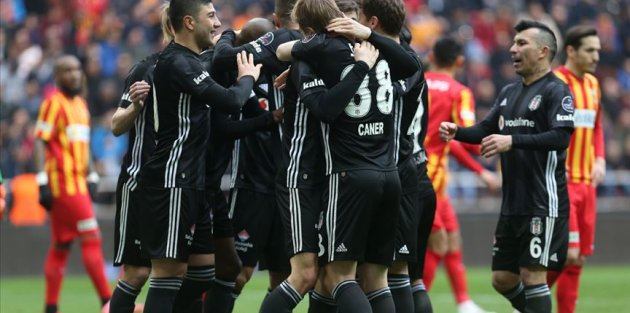 Spor Toto Süper Lig'de son 2 maçta berabere kalarak 4 puan yitiren siyah-beyazlı ekip, 25. hafta mücadelesinde yarın Atiker Konyaspor'u konuk edecek.