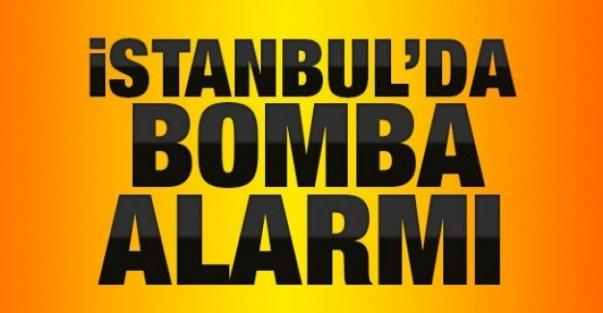 stanbul'da Bomba Alarmı!
