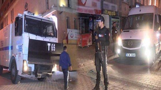 Sultangazi'de 300 kişi tahliye edildi