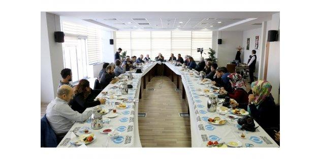 Sultangazi'de Çalışan Gazeteciler Günü Kutlandı