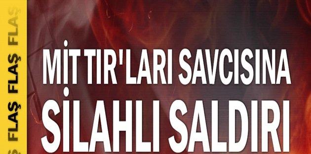 Sultangazide FETÖ soruşturmalarına bakan savcıya silahlı saldırı