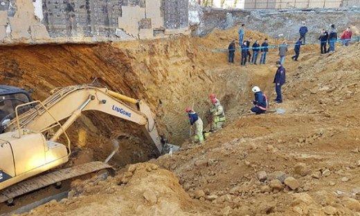 Sultangazide Göçük: 1 İşçi Öldü