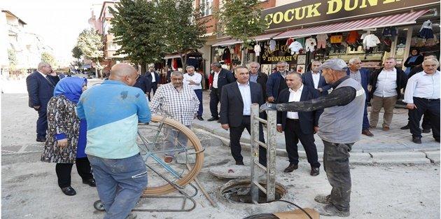 Sultangazi'de milyon liralık yatırımda sona gelindi