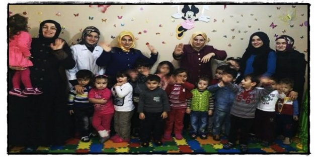Sultangazide Öğretmenler Günü ziyareti