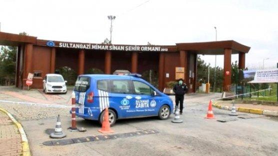Sultangazi'de piknik alanları kapatıldı