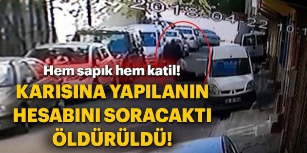 Sultangazide Tacizci Cinayeti!