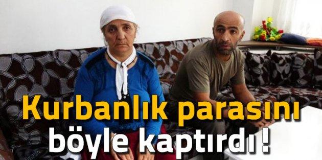 Sultangazi'de yaşlı kadını sahte para ile dolandırdı