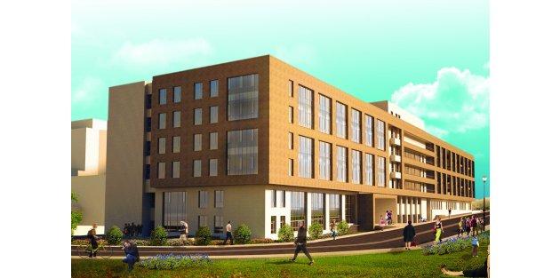 Sultangazi'ye Yeni Üniversite Binaları
