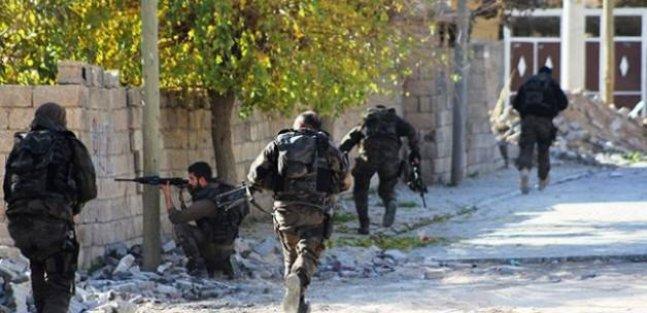 Sur'da şiddetli çatışma: 2 asker yaralı