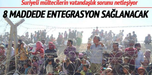 Suriyeliler nasıl Türkiye vatandaşı olacaklar?