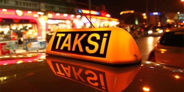 Taksi bulamadım derdine son!