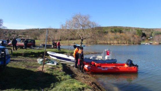 Terkos Gölü'nde tekne faciası: 1 ölü 2 kişi kayıp