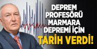 17 Ağustos depremini bilen Prof. Ercan, büyük İstanbul depremi için tarih verdi
