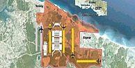 3. Havalimanı'na beton tesisi kuruluyor