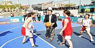 3X3 Sokak Basketbolu Turnuvası, Başkan...
