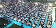 5.000 Lise Son Sınıf Öğrencimizle İftar Sofrasında Buluştuk