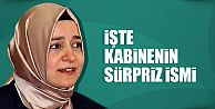 65. Hükümet'in tek kadın Bakanı Fatma...