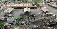 7 bombalı saldırıda en az 100 kişi öldü