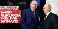 ABD Türkiye'yi durdurmak için tehditlere devam ediyor