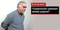 Abdullah Öcalan: Cezaevinden çıkarsam...