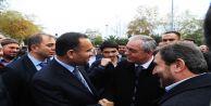 Adalet Bakanı Bekir Bozdağ, Eyüp Sultan'da