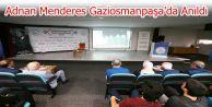 Adnan Menderes Şehadetinin 58. Yılında...