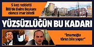 AK Parti döneminde defalarca kez durdurdukları projeyi şimdi sahiplendiler!