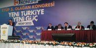 AK Parti Eyüp İlçe Kongresi