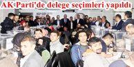 AK Parti Gaziosmanapaşa Delege seçimi Bayram havasında geçti