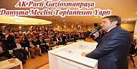 AK Parti Gaziosmanpaşa Danışma Meclisi Toplantısını Yaptı