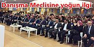 Ak Parti Gaziosmanpaşa'da  Danışma Meclisine yoğun ilgi