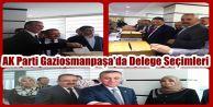 AK Parti Gaziosmanpaşa'da Delege Seçimleri Yapıldı.