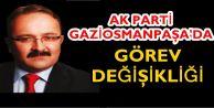 AK Parti Gaziosmanpaşa'da Görev Değişikliği!