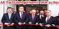 AK Parti Gaziosmanpaşa'da görkemli SKM açılışı