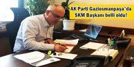 AK Parti Gaziosmanpaşa'da SKM Başkanı belli oldu!