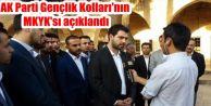 AK Parti Gençlik Kolları'nın MKYK'sı...