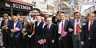 Ak Parti İstanbul İl Başkanlığı'ndan Gövde Gösterisi