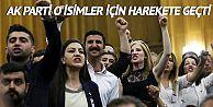 AK Parti o isimler için harekete geçti