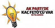 AK Parti'de kaç FETÖ'cü var? Yetkili isimden flaş açıklama