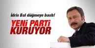 AK Parti'den istifa eden İdris Bal parti kuracak